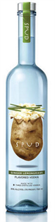 Spud Vodka Ginger Lemongrass 750ml